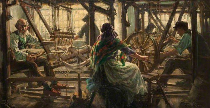 Bridport Weaving Shop