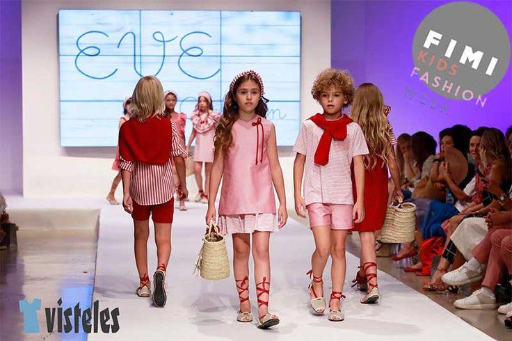 Eve Children moda infantil para el 2018