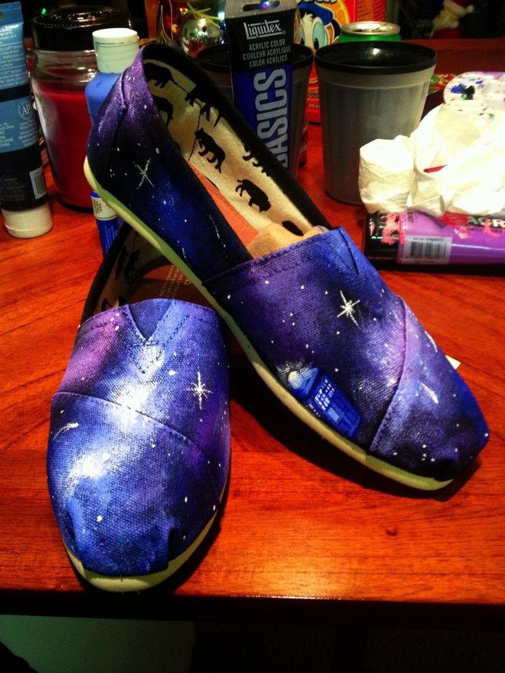 Galaxy TOMS with Hidden TARDIS by ~chloebdesigns on deviantART