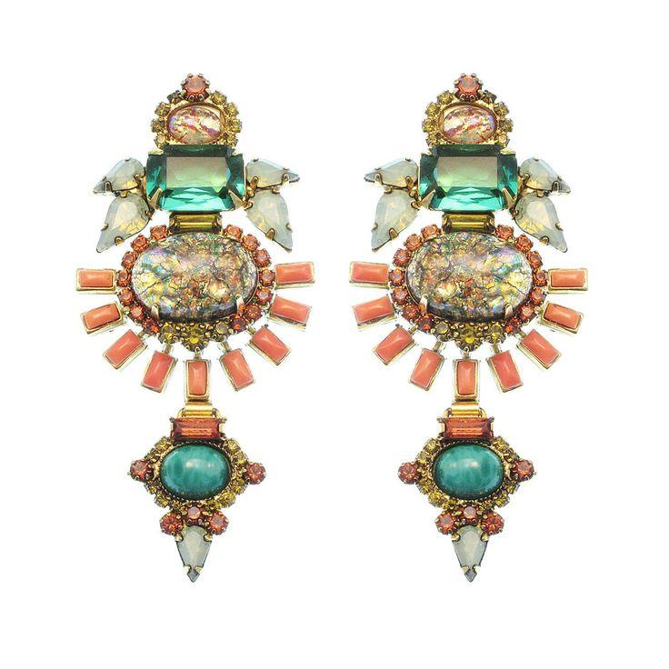 Elizabeth Cole Jewelry - EC Henning Earring