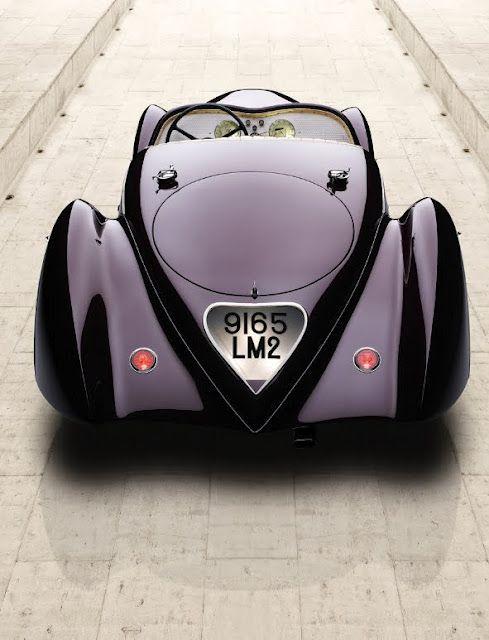 Most unusual - Peugeot Darl'mat Roadster
