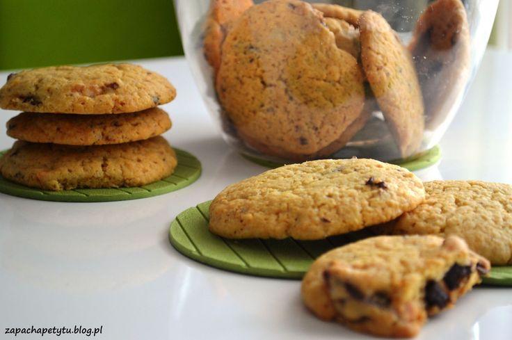 Chocolate chip cookies #zapachapetytu #chocolate #cookies