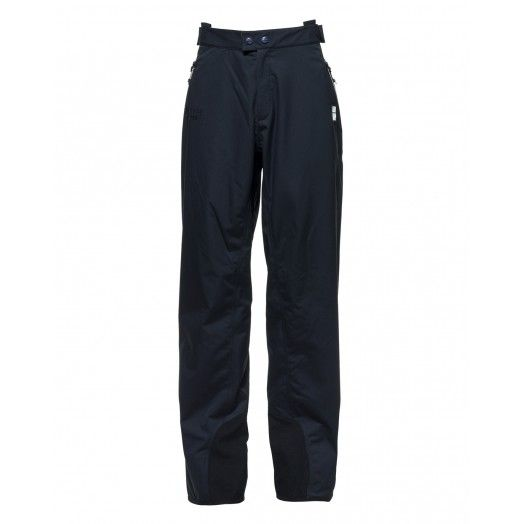 The ultimate three-layer pant expression, with an additional light-weight soft-hand lining. Extremely strong and light, with a unique feeling on the skin.