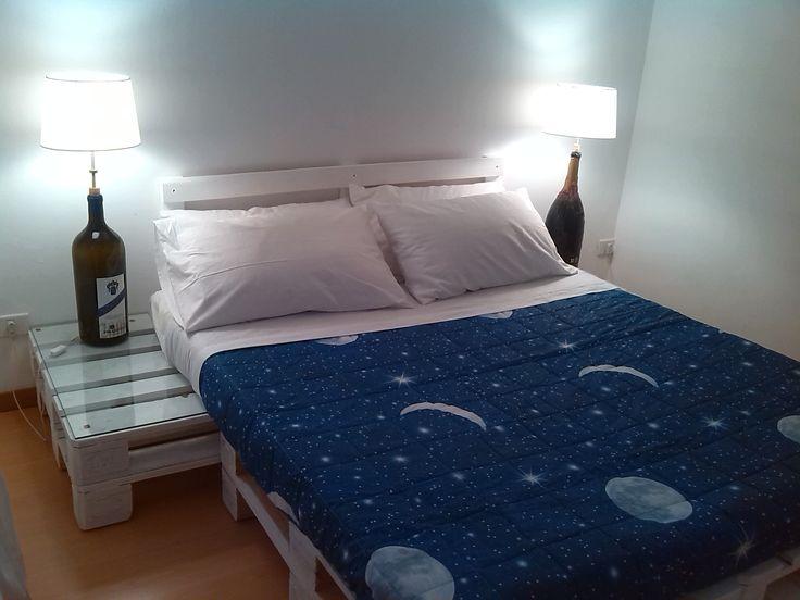 White Room Dettaglio Lampade