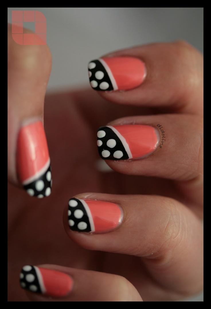 Summer Nails ~ Didolines Nails #Nails #Nailart