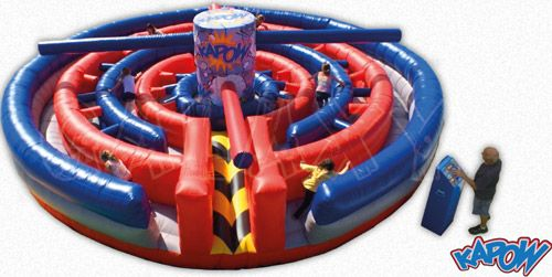 Kapow Obstacle course from Phantom Entertainment