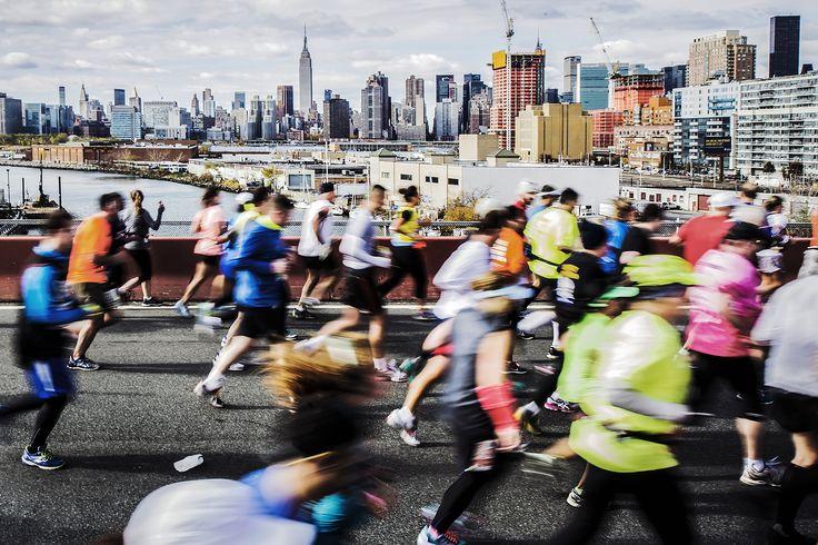 MARATHON PHOTOGRAPHY EXHIBIT IN MUSEUM of THE CITY OF NEW YORK: 45 YEARS OF HISTORY | Runner's World