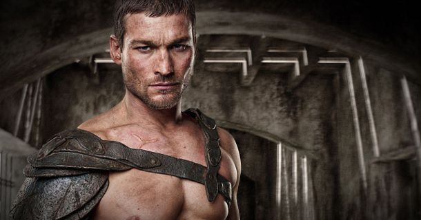 Andy Whitfield est mort