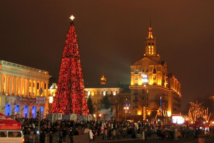 Christmas in Ukraine                                                                                                                                                                                 More