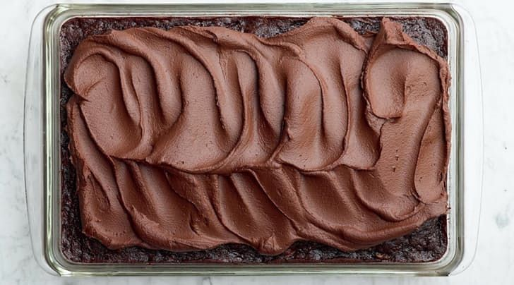 This 2-Ingredient Frosting Is Healthy and Delicious ,- Sweet potato Puree and Chocolate