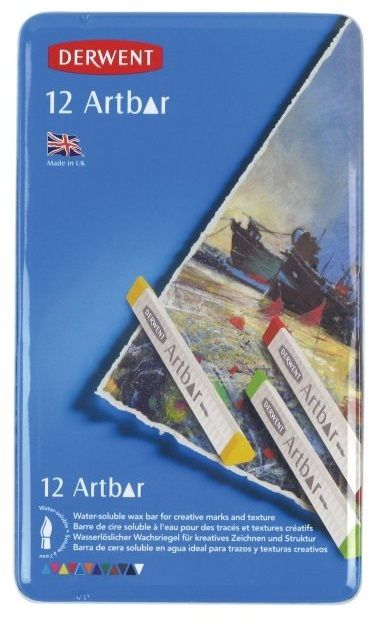 Derwent Artbar - Tin of 12