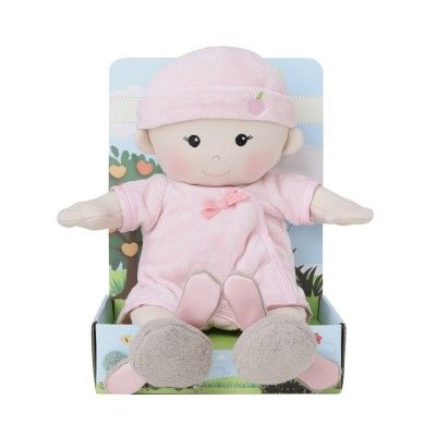 Apple Park - Girl Organic Baby Doll