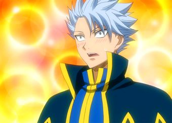 Lyon falls in love with Juvia, he's so adorable :3