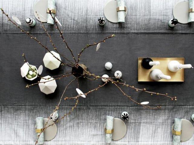 Branche arbre deco de table ferm living