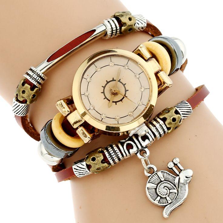 $5.93 (Buy here: https://alitems.com/g/1e8d114494ebda23ff8b16525dc3e8/?i=5&ulp=https%3A%2F%2Fwww.aliexpress.com%2Fitem%2FNEW-Genuine-Leather-Watch-Women-Triple-Bracelet-Wristwatch-Dog-Charm-Fashion-Reloj-Para-Dama-Watch-Quartz%2F32407590539.html ) NEW Genuine Leather Watch Women Triple Bracelet Wristwatch Gear Charm Fashion Reloj Para Dama Watch Quartz Watch for just $5.93