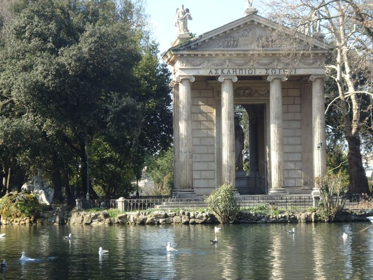 Villa Borghese, Roma, Italy March 2013