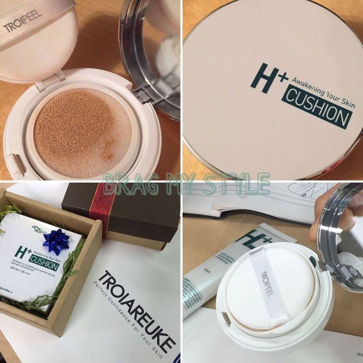 Troipeel H Healing Cushion BB Troiareuke Foundation Anti Wrinkle SPF Acne | eBay