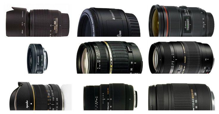 The 20 Most Popular DSLR Lenses Among our Readers | Digital Photography School | Bloglovin'