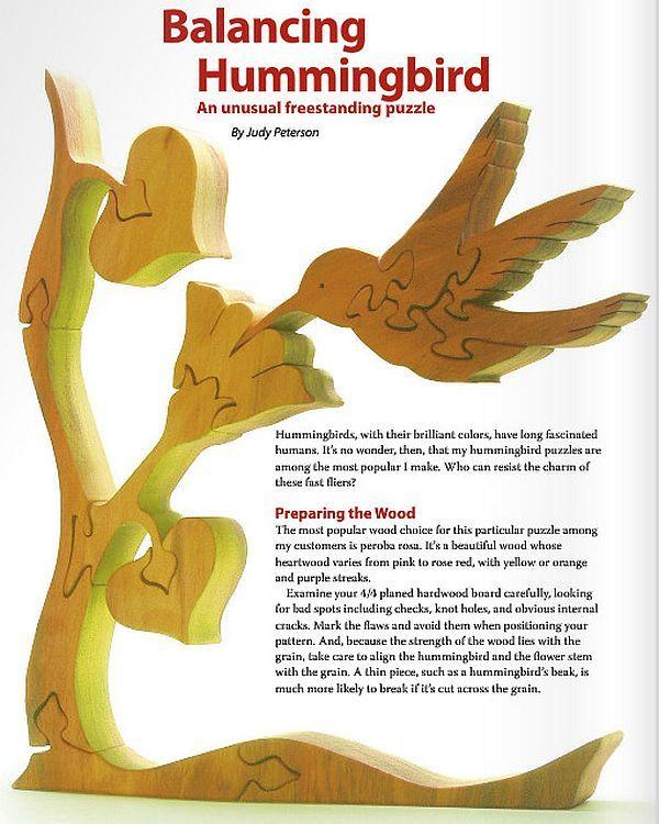 Hummingbird Scroll Sawing Pinterest Hummingbirds Scroll Saw And Woodworking