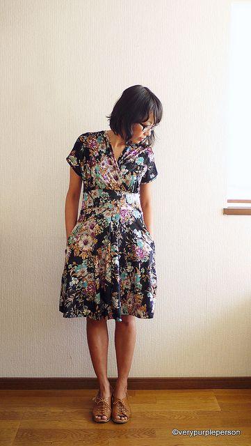 30d Velvet Tiramisu Dress