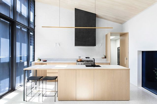 Baffle House by Clare Cousins Architects.