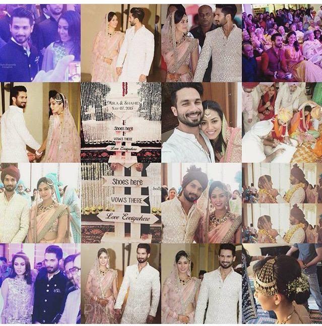 Complete Journey Of Shahid Kapoor Mira Rajput From Sangeet Till Wedding @shahidkapoor #ShahidKiShaadi
