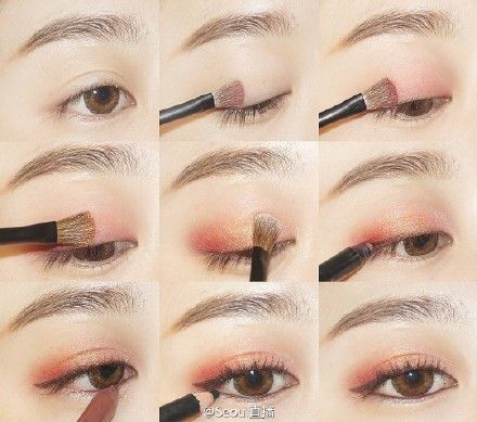 Seoul直播:Makeup | bling眼妝教程推薦... - Yahoo奇摩名人娛樂