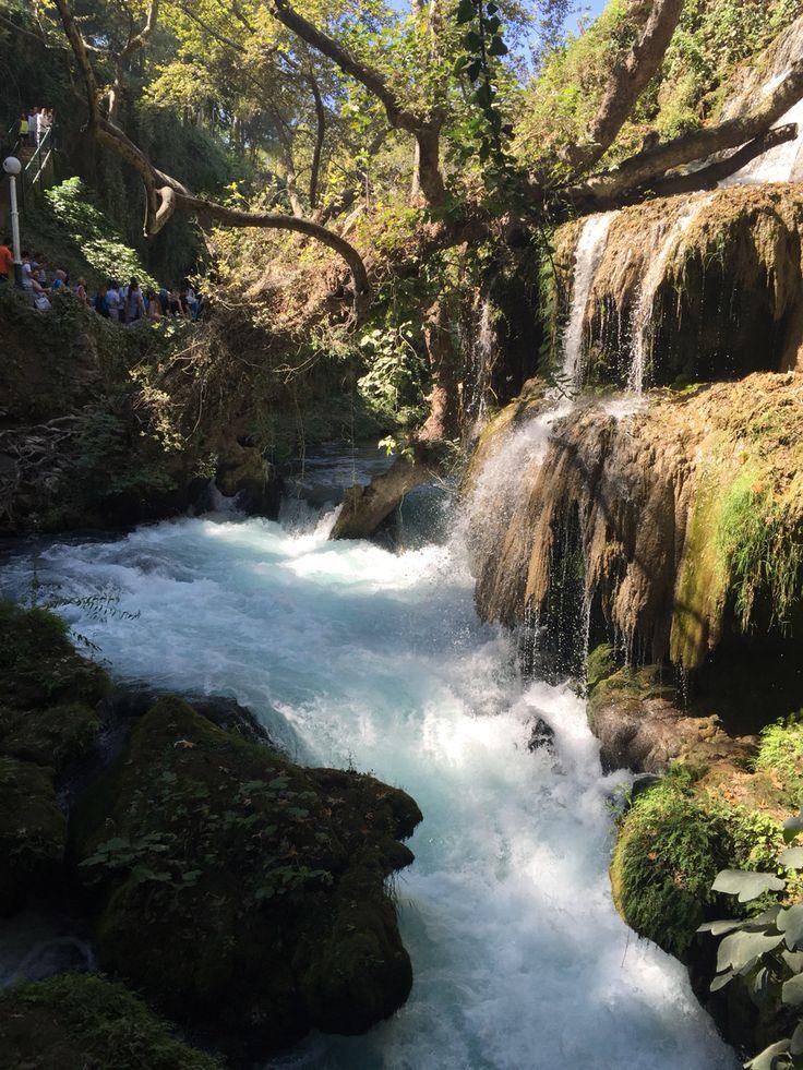 Antalya Düden Waterfalls