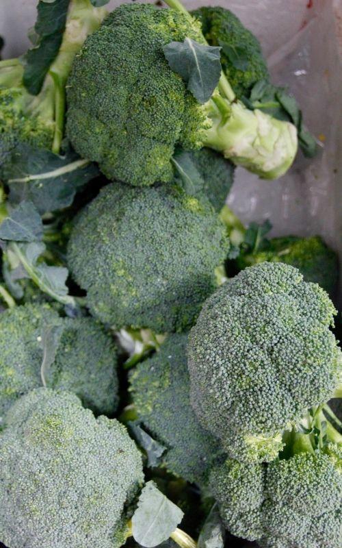 Brocoli como alimento detox