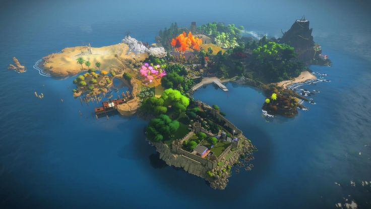 Jonathan Blow's The Witness Gets a New Trailer and Release Date - http://www.entertainmentbuddha.com/jonathan-blows-the-witness-gets-a-new-trailer-and-release-date/
