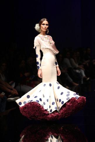 Traje de Flamenca - Ernesto-Sillero- - Simof-2016