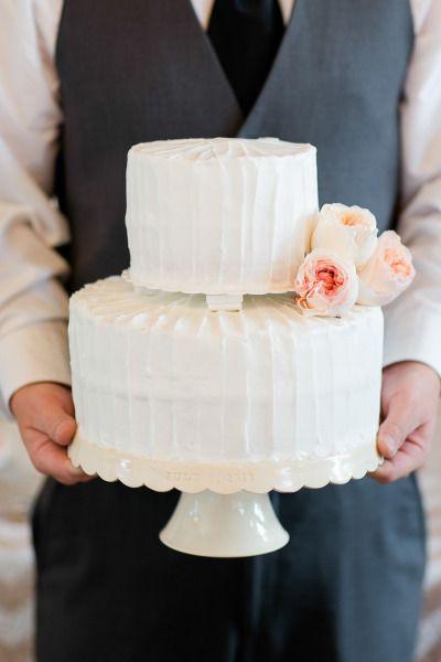 Museum Wedding Cake