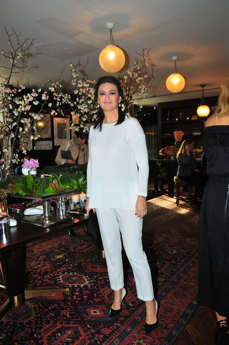 Sinem Ayan at the Soho House during The PINKO Invasion presentation, Istanbul