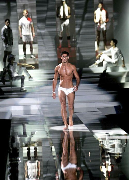 ***  David Gandy swim wear 2012 fashion style trend tips