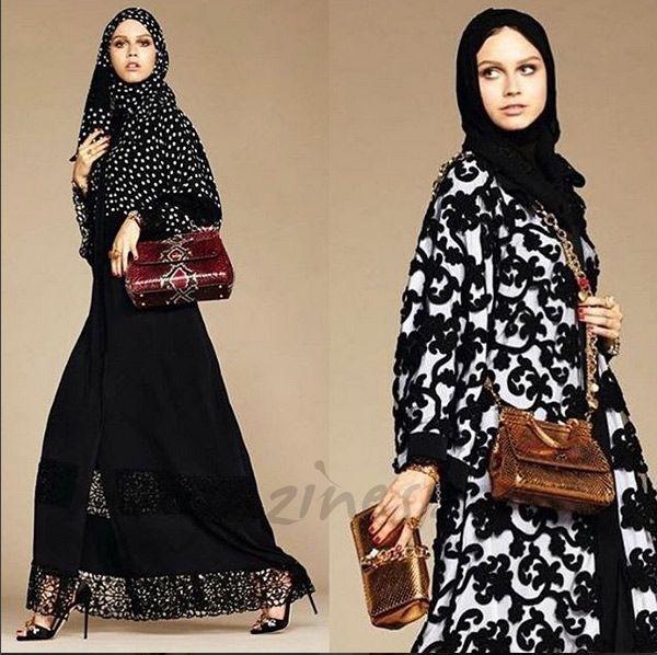 Dolce & Gabbana viste a la mujer musulmana