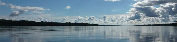 Rio Amazonas.