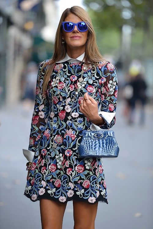on the street in Paris.