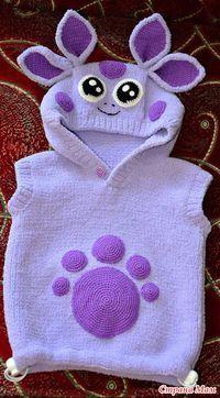 *Уютный мини гардероб для малыша - Вязание для детей - Страна Мам