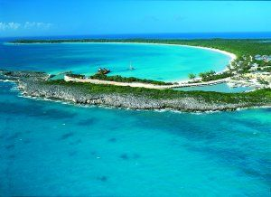 Half Moon Cay, Bahamas  One of the most beautiful beaches and waters I've ever seen...