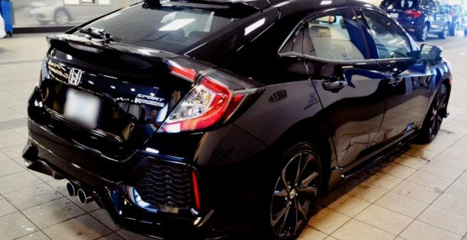 2020 Honda Civic Hatchback Sport Price And Review Honda Civic Hatchback Honda Civic Civic Hatchback