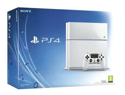 WOW! A PS4 500GB Console Glacier White for just £219!  http://www.console-deals.com/go/20776
