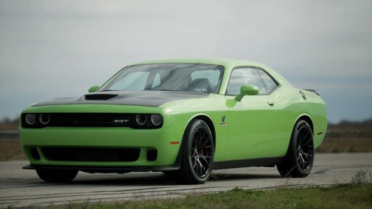 2016 Hennessy version of the Dodge Challenger Hellcat to produce 1,032 bhp and 987 lb-ft of torque.