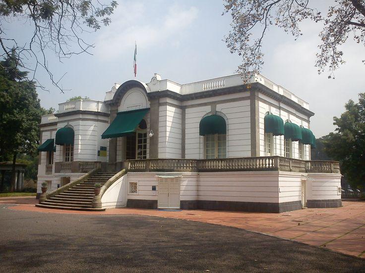 Casa del lago jardines de chapultepec mexico city aka - La casa del lago ...