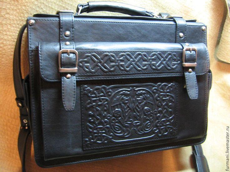 """Купить Сумка-ранец """"ОГНИВО"""" - черный, сумка, сумка женская, сумка ручной работы"""