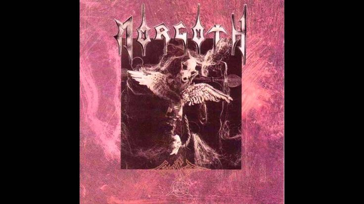 MORGOTH - Cursed ◾ (album 1991, German death metal)