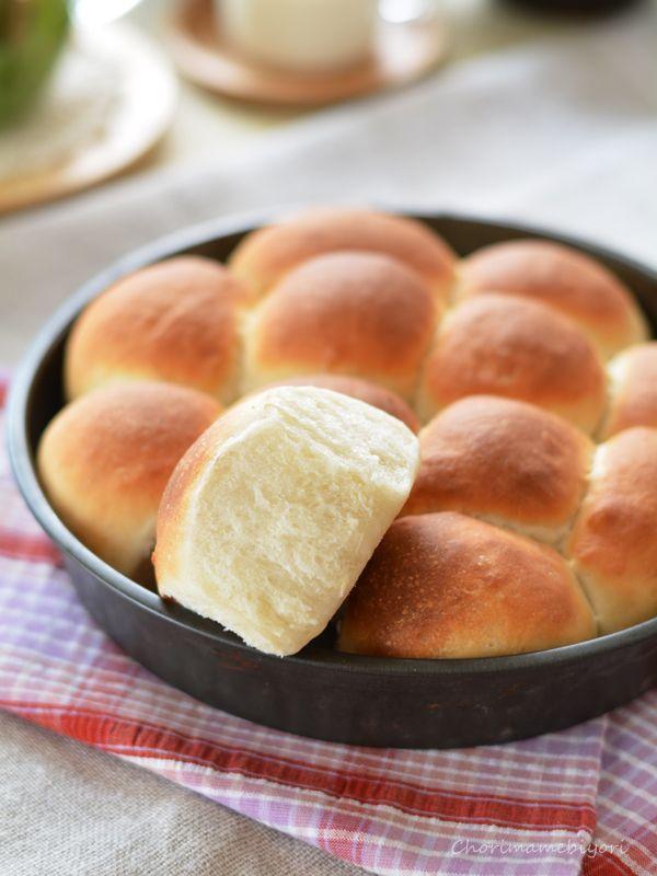 日曜日の朝献立から、タルト型で【練乳入りちぎりパン】。 |ちょりママオフィシャルブログ「ちょりまめ日和」Powered by Ameba