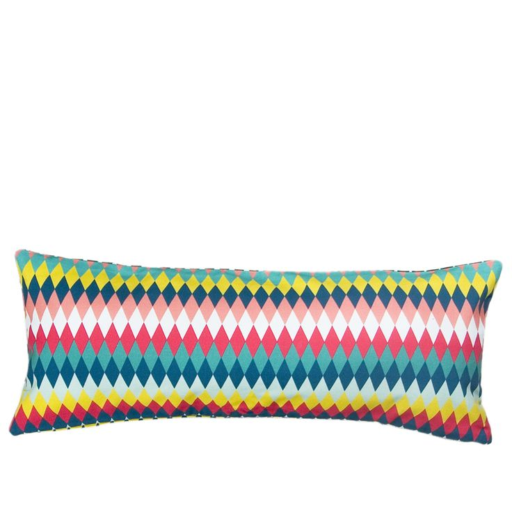 Colorful pattern small cushion Gie El
