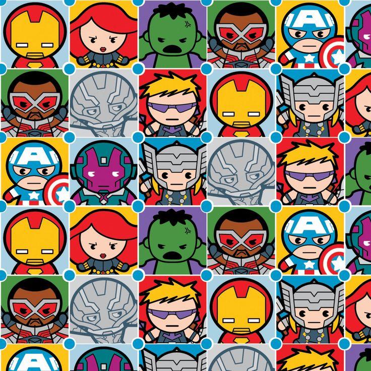 16 Best Superhero Fabric Images On Pinterest