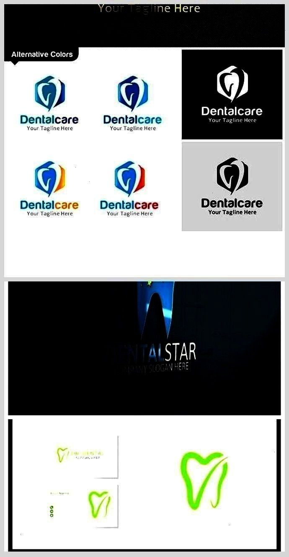 Presentations Chartsdesign Infographic Chartslogo Logodental