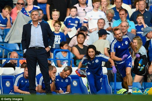 Mourinho criticised doctor Eva Carneiro for her actions in a game against Swansea in 2015